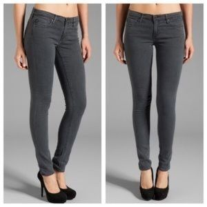 Adriano Goldschmied Gray Super Skinny Ankle Jeans